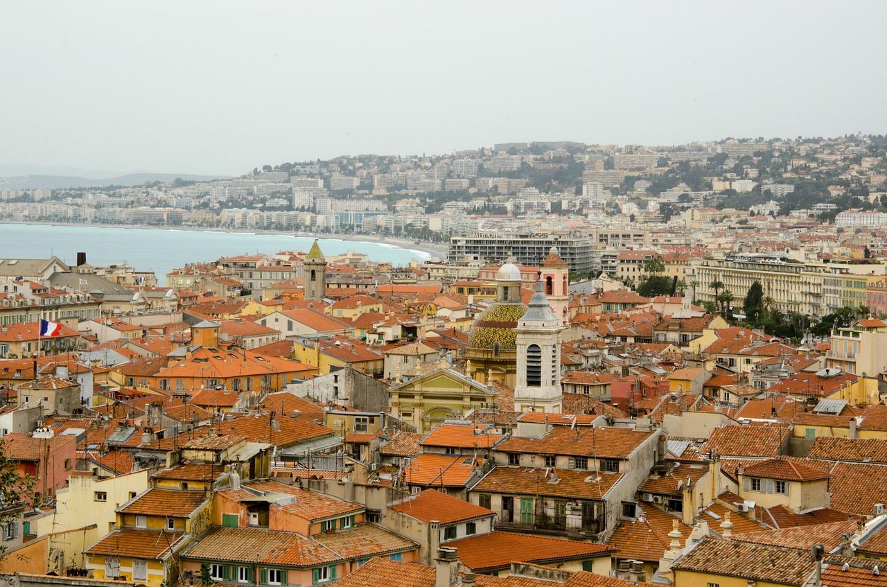 Nice, France: population