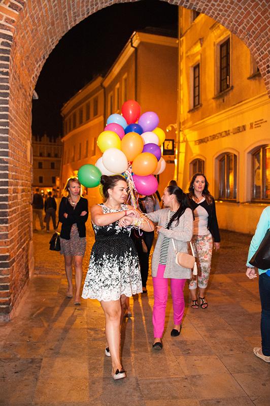 Wieczór panieński, Lublin, Stare Miasto, fotograf, dziewczyny, sesja zdjęciowa