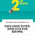"""【更新:春节优惠,低至$45 12GB】<br>Fido""""朋友推荐""""回归,推荐双方各得$50"""