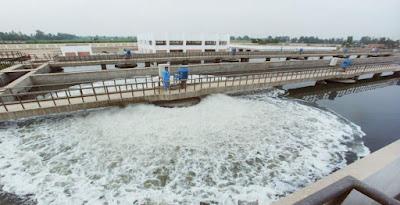 مشروعات مياه الشرب
