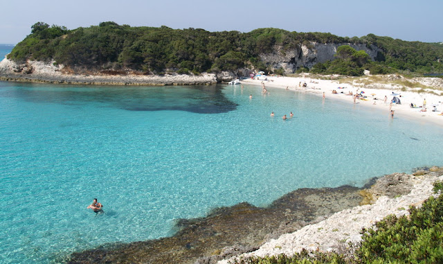Praia du Petit Sperone na França