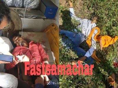 सड़क हादसा : पोहरी निवासी संजय धाकड़ की मौके पर मौत ,सतीश धाकड़ गम्भीर घायल   Pohari News