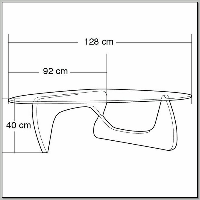 THE AVERAGE HEIGHT OF A COFFEE TABLE - tampacrit.com