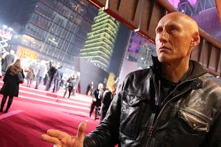 Detlef Bothe bei Spectre-Premiere in Berlin