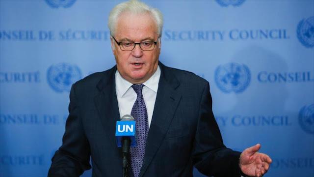 Rusia presenta proyecto para separar oposición siria de terroristas