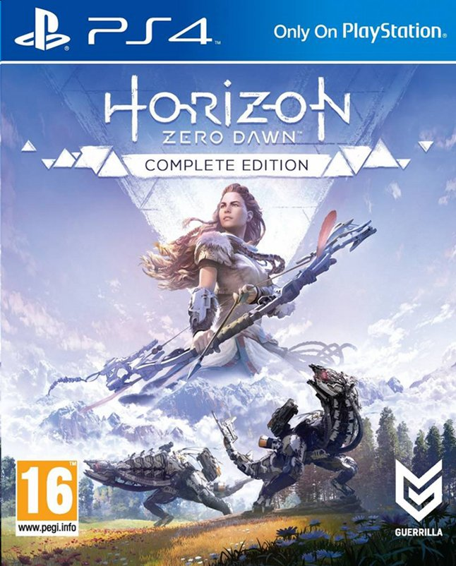 Horizon Zero Dawn – Complete Edition PS4 PKG 5 05 - Game-2u com