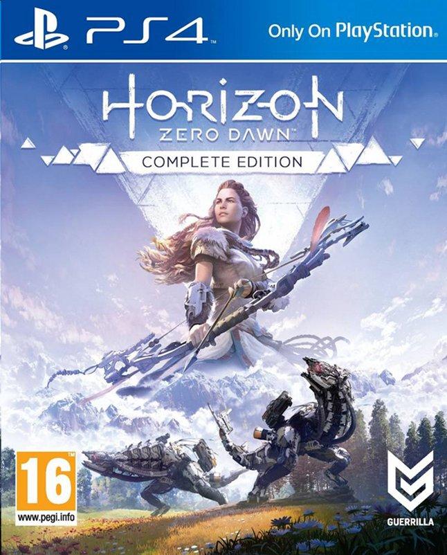 asset 1414078 - Horizon Zero Dawn – Complete Edition PS4 PKG 5.05