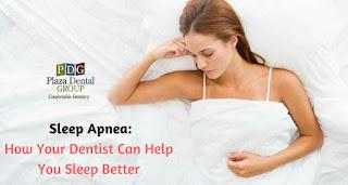 Sleep Apnea: How Your Dentist Can Help You Sleep Better