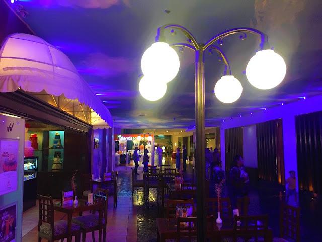 Waterfront Hotel Cebu Gourmet Walk