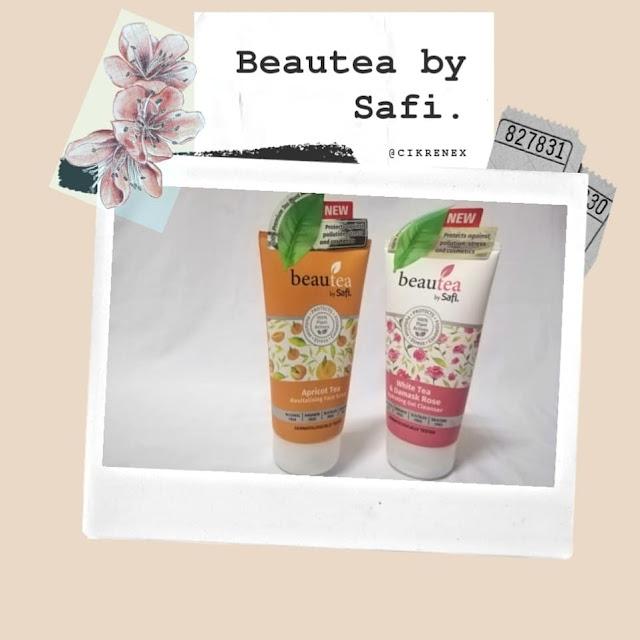 #safibeautea #BeauteabySAFI #safimy #safimalaysia #premiumteacleansers #rm #rushmedia #CRreview #bloggerpahang  #blogcikrenex #malaysianblogger