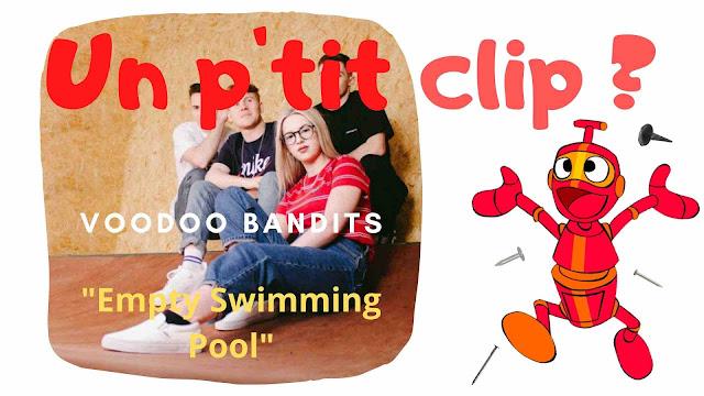 Voodoo Bandits nous emmène au skatpark avec Empty Swimming Pool
