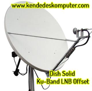 Antena Dish Solid Ku - Band