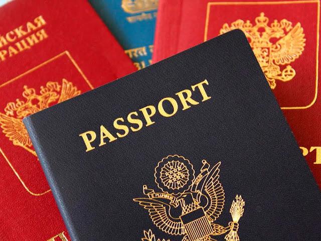 Μεγάλο πρόβλημα για τους ρώσους που έχουν διπλά διαβατήρια