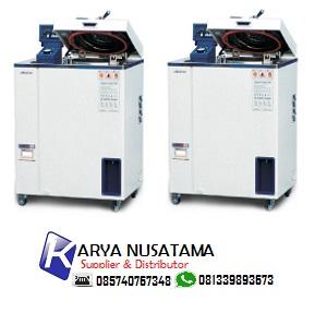 Jual Sterilizer Vertical LAC-5060SD 60 Liter Class N  di Mataram