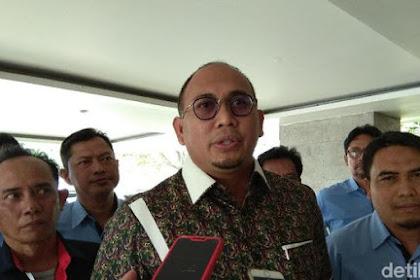 Di Istana, Andre Rosiade Tuding Jokowi Selalu Berpihak ke Tiongkok