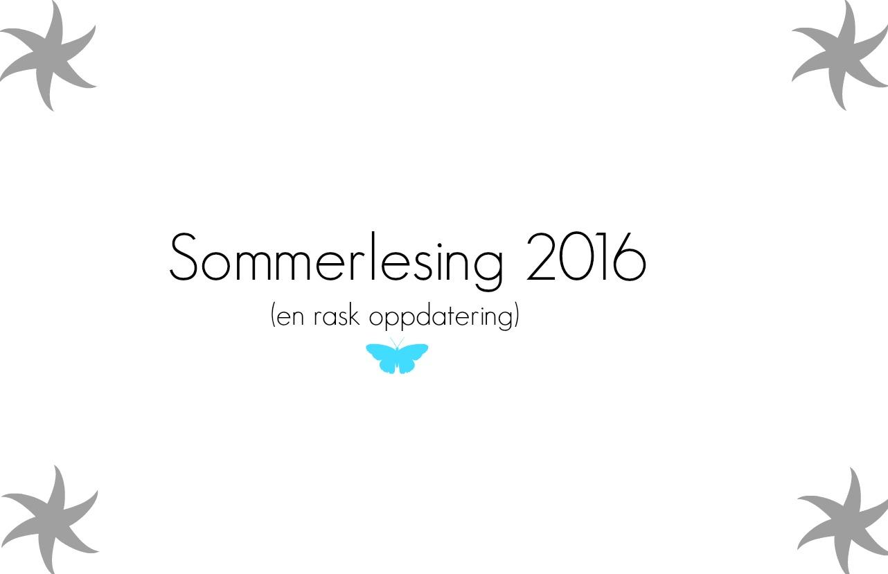I Bokhylla: Sommerlesing 2016 (oppdatering)