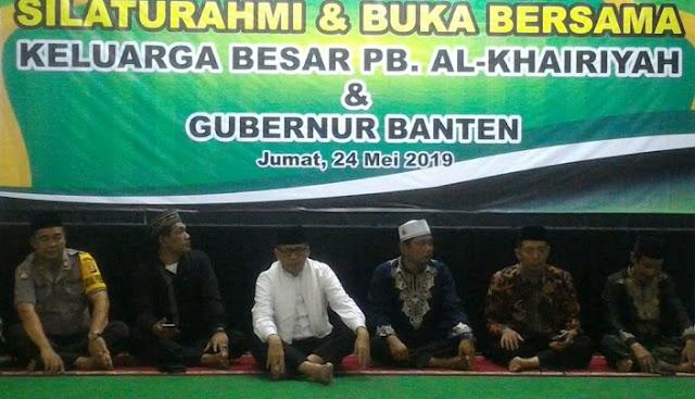 Gubernur Ingin Wujudkan Banten Daerah Agamis