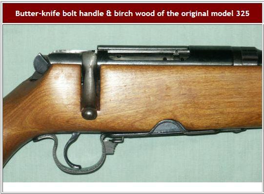 TINCANBANDIT's Gunsmithing: Featured Gun: Stevens 325-C