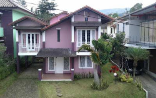 Daftar Villa Di Komplek Villa Istana Bunga
