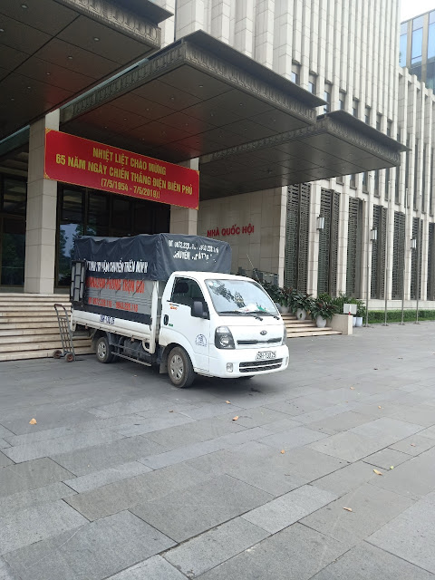 Công ty vận tải chuyển dọn nhà chuyên nghiệp tại HN