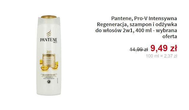 Pantene Pro-V - szampon i odżywka
