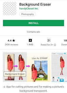 Image se Background Remove Karne Ke Liye Best Android App