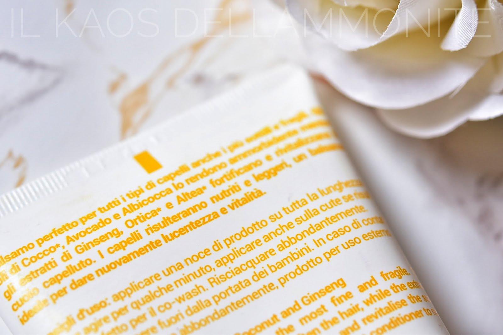 Come accennato nel post dove vi parlavo del Detergente Riequilibrante  Camomilla e Ribes (qui) b38d459482b