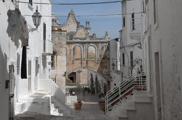 Puglia Southern Italy