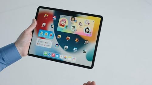 Apple iPadOS 15 launched with support feedback
