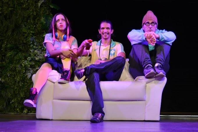 Grupo Pandora de Teatro estreia em versão online o espetáculo 'Jardim Vertical'
