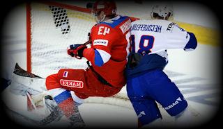 ЧМ мира по хоккею 2018. Россия - Франция