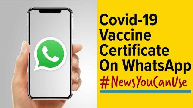 Vaccine Certificate Kaise Download Karen