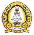 Bodoland University Kokrajhar Recruitment