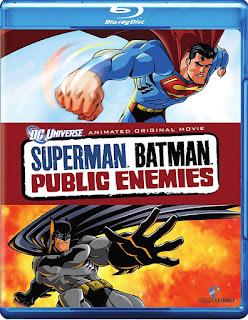 Superman/Batman: Enemigos Públicos [BD25] *Con Audio Latino