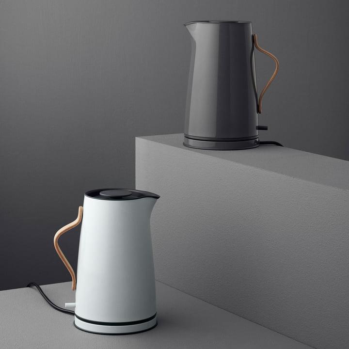 Designerskie czajniki do gotowania wody