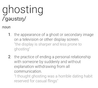 what is ghosting?