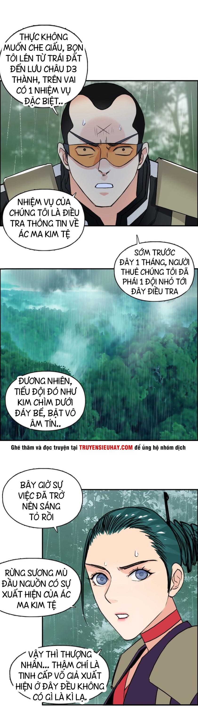 Siêu Năng Lập Phương Chapter 120 video - Hamtruyen.vn