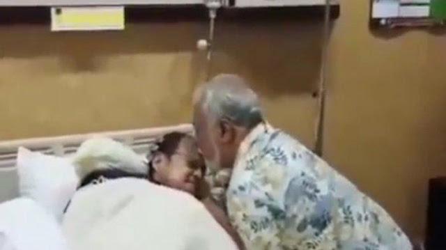 Cerita di Balik Video Haru Xanana Gusmao Cium Kening BJ Habibie