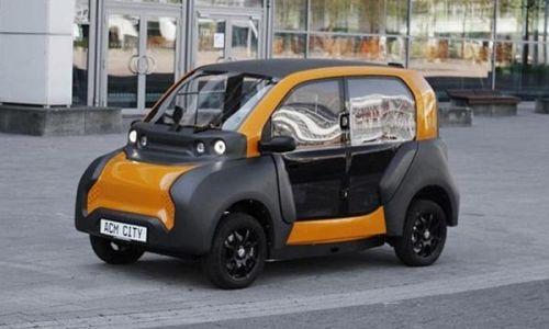 شركة المانية تنجح في صناعة سيارة كهربائية تعمل على البطاريات