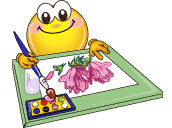 Smiley painter