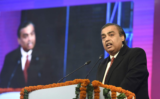 What Mukesh Ambani said about Reliance Jio at India Mobile Congress: Full speech here