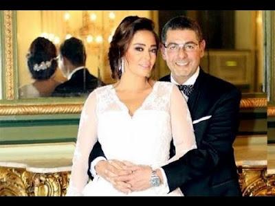 داليا البحيري تعلن إصابة زوجها بفيروس كورونا