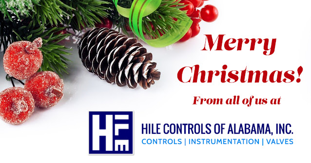 Merry Christmas from Hile Controls