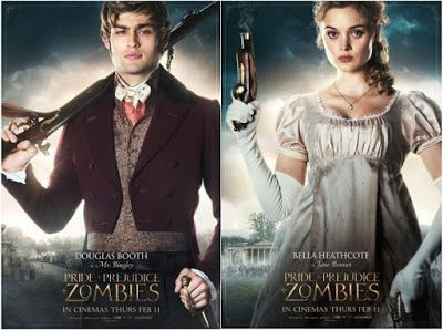 Sinopsis Film Pride and Prejudice and Zombies