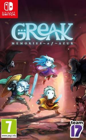 Baixar: Greak: Memories of Azur Torrent (PC)