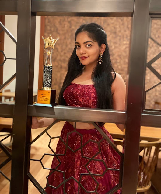 Ahaana Krishna (Indian Actress) Wiki, Age, Height, Family, Career, Awards, and Many More...