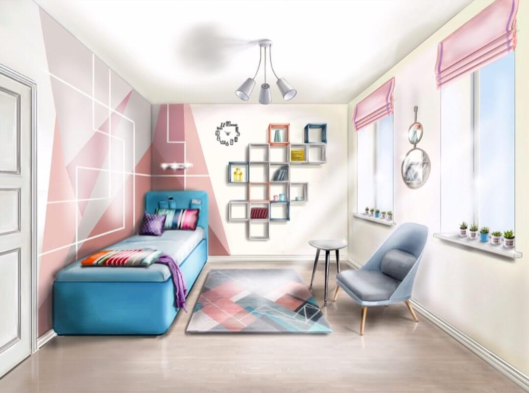 03-Single-Bedroom-Julia-Timireeva-Юлия-Тимиреева-Interior-Design-Drawings-that-Help-Visualise-www-designstack-co