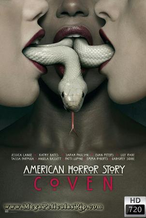 American Horror Story: Coven (Temporada 3) [720p] [Latino-Ingles] [MEGA]