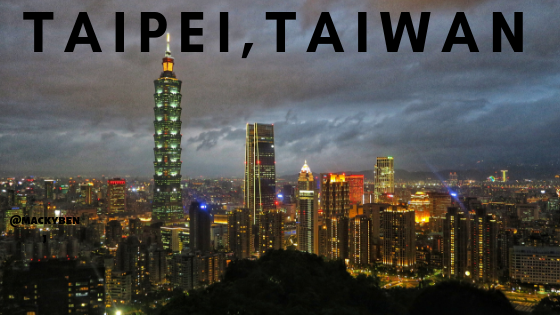 The Terrific Taiwan