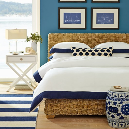 Woven Sorrento Bed